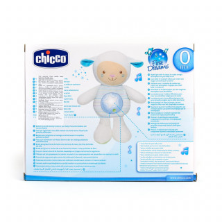 Chicco muzička lampa Uspavana ovčica (fd) - plava