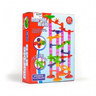 HK Mini igračka, set sa klikerima, 80 delova