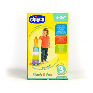 Chicco igračka zabavni kupovi