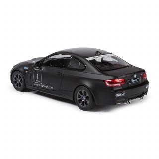 Rastar RC BMW M3 sa volanom 1:14 - crn, bel
