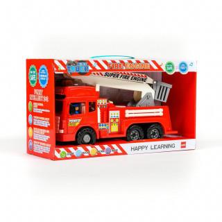 HK Mini igračka frikcioni kamion - vatrogasac,veći