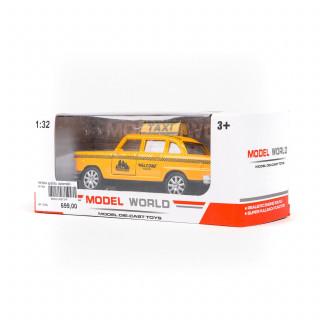 HK Mini igračka, automobil 1:32 - taxi