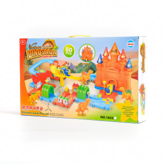 HK Mini igračka, vozni park - sa dvorcem