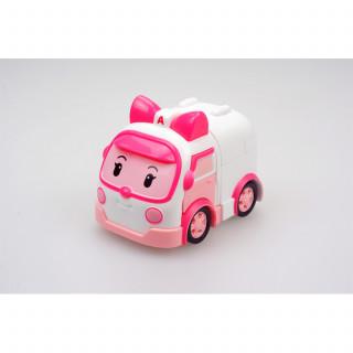 Robocar Poli robot - Amber