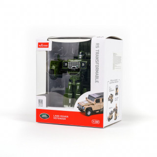 Rastar auto Land Rover Defender Transformable 1/32