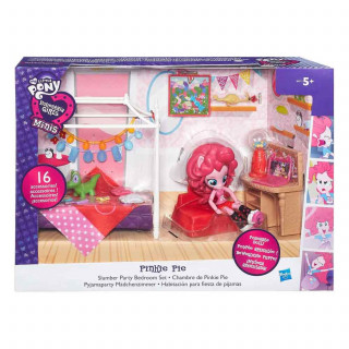 My little pony minis set
