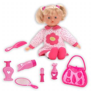 Loko toys, lutka sa priborom za kosu, 32 cm