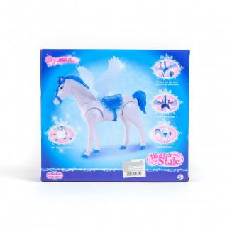 HK Mini igračka muzički konjić sa krilima