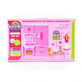 HK Mini kuhinjski set sa svetlom i muzikom veliki