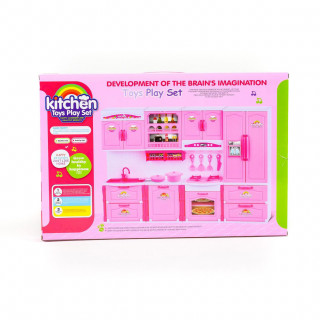 HK Mini kuhinjski set sa svetlom i muzikom lux
