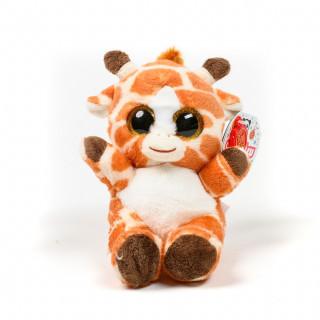 Keel Toys plišana igračka AnimotsuŽirafa, 15 cm