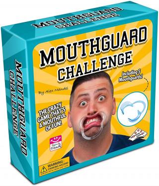 Društvena igra Mouthgard challenge