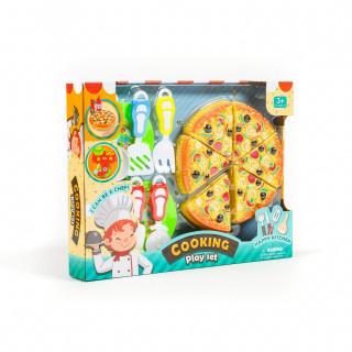 Hk Mini, igračka pizza majstor, manji