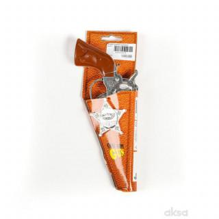 HK Mini igračka kaubojski pištolj