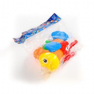 Hk Mini igračka guralica riba