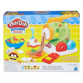 Play-doh plastelin set noodle makin mania