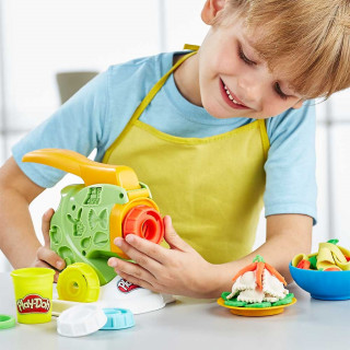 Play-doh plastelin set noodle makin mania