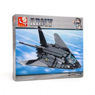 Sluban kocke, nevidljivi bombarder, 209kom