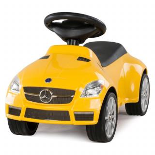 Rastar guralica Mercedes SLK 55 - žut, crv, bel