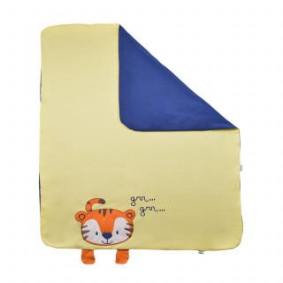 Lillo&Pippo prekrivač,dečaci,90x90cm