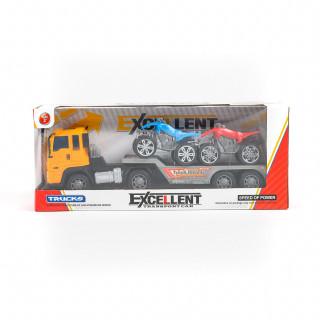 Hk mini igračka, kamion sa dva motora