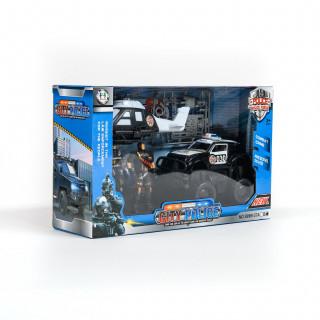 Hk mini igračka, policijski gradski set mini