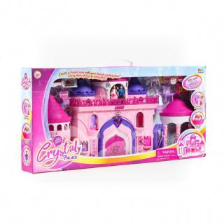 Hk mini igračka, kristalna palata devojčice veća
