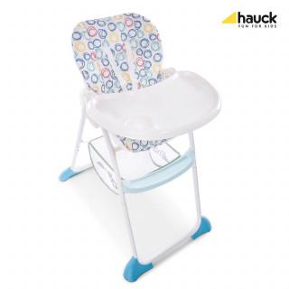 Hauck hranilica Sit N Fold, Circles Multi