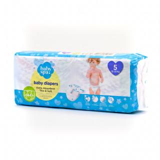 Baby spa pelene 5 junior 12-25kg 44kom