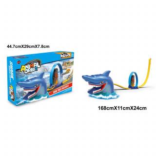 Qunsheng Toys, igračka trkačka staza shark