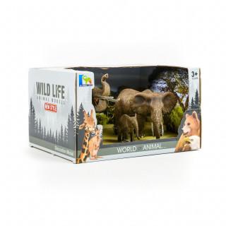Qunsheng Toys, igračka slon set