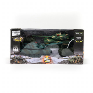 Qunsheng Toys, igračka RC vojnički tenk