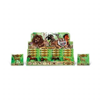 Qunsheng Toys, igračka safari displey