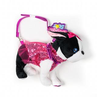 Doggie Star torbica Buldog  sa suknjicom