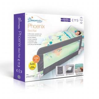 Dream baby zaštitna ogradica, siva