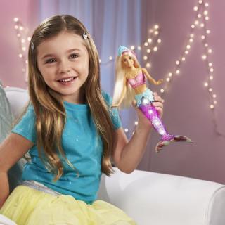 Barbie dreamtopia svetleca sirena