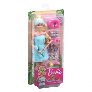 Barbie fitnes i joga instruktorka