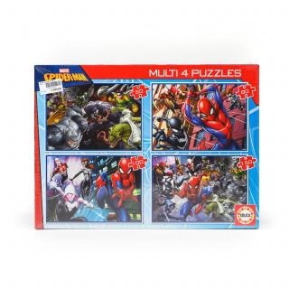 Educa slagalica Multi 4 Spiderman
