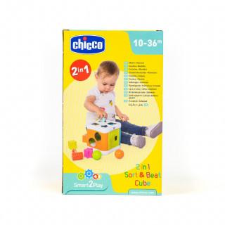 Chicco igračka umetaljka 2 u 1