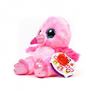 Keel Toys plišana igračka Animotsu flamingo 15 cm