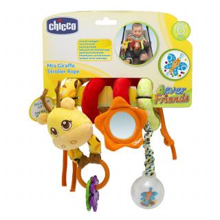 Chicco igračka za kolica i krevetac Džungla