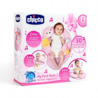 Chicco Nest podloga za bebu roze