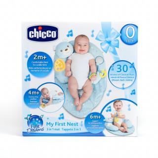 Chicco Nest podloga za bebu plava
