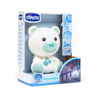 Chicco noćna lampa Dream light plava
