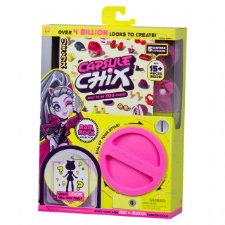 Capsule Clix Ram Rock Lutka Asst