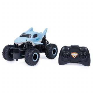 Monster Jam Dirt Rc Set Sa Preprekama