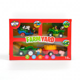 Wow igračka set farma