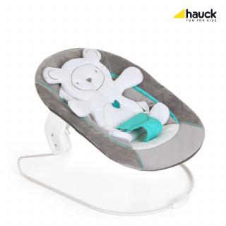 Hauck ležaljka Alpha 2 u 1 Hearts Grey