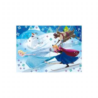 Lisciani slag 108Pcs Maxi Frozen 2u1