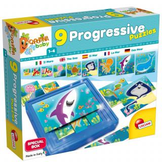 Carotina Baby Progressive Morske Životinje